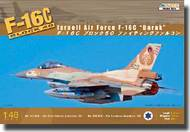 Kinetic Models  1/48 F-16C Block 40 Barak Israeli Air Force Aircraft KIN48012
