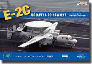 Kinetic Models  1/48 E-2C Hawkeye U.S. Navy KIN48013