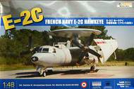 Kinetic Models  1/48 E-2C French Navy Hawkeye Early Warning Aircraft KIN48015