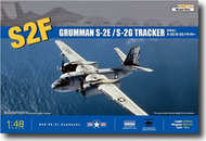 Kinetic Models  1/48 S-2F Tracker Anti-Submarine Aircraft KIN48024