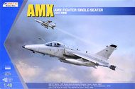 Kinetic Models  1/48 AMX Ground Attack Aircraft - Brazil & Italy KIN48026