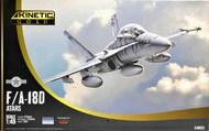 Kinetic Models  1/48 F-18D Hornet ATARS KIN48033