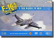 Kinetic Models  1/48 F-16AM Block 20 MLU Tiger Meet 2009 KIN48036