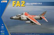 Kinetic Models  1/48 Sea Harrier FA2 KIN48041