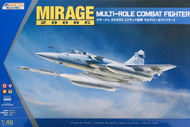 Kinetic Models  1/48 Mirage 2000C Multi-role Combat Fighter KIN48042