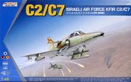 Kinetic Models  1/48 Israeli Air Force Kfir C2/C7 KIN48046