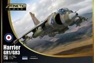 Kinetic Models  1/48 Harrier GR1/GR3 KIN48060