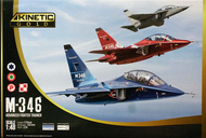 Kinetic Models  1/48 M-346 Advanced Fighter Trainer KIN48063
