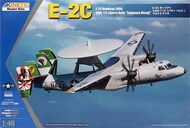 Kinetic Models  1/48 E-2C Hawkeye 2000 VAW-115 Liberty Bells 'Sayonara Atsugi' KIN48066