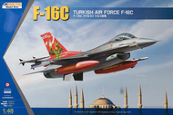Kinetic Models  1/48 Turkish Air Force F-16C KIN48069