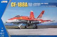 Kinetic Models  1/48 CF-188A RCAF DEMO 2017 KIN48070