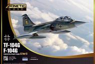 Lockheed TF-104G Starfighter #KIN48089
