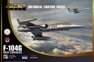 Kinetic Models  1/48 F-104G Starfighter RNLAF KIN48090