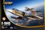 Kinetic Models  1/48 Lockheed F-104S Starfighter Italian Air Force - Pre-Order Item KIN48093