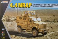 Kinetic Models  1/35 4X4 MRAP Armored Fighting Vehicle KIN61011