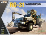 Kinetic Models  1/35 RG-31 Mk5 US Army Mine-protected Armored Personnel Carr KIN61015