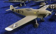 Kitlinx  1/48 MERRY CHRISTMAS 2020 - FREE 1/48 Bf.109C/D built/painted Model KX48BF109CD