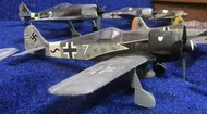 Kitlinx  1/48 MERRY CHRISTMAS 2020 - FREE 1/48 Fw.190A built/painted Model KX48FW190A