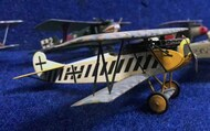 Kitlinx  1/48 MERRY CHRISTMAS 2020 - FREE 1/48 WW I German Fighter built/painted Model KX48WWI