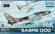 Kitty Hawk Models  1/32 F-86K Sabre Dog Fighter KTY32008