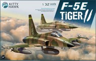 Kitty Hawk Models  1/32 F-5E Tiger II Fighter (New Tool) KTY32018