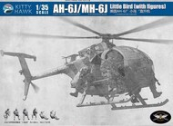 Kitty Hawk Models  1/35 AH6M/MH6M Helicopter KTY50004