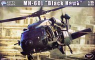 Kitty Hawk Models  1/35 MH-60L Black Hawk Combat Helicopter KTY50005