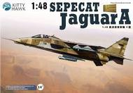 Kitty Hawk Models  1/48 Sepecat Jaguar A Aircraft KTY80104