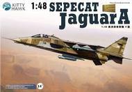 Sepecat Jaguar A Aircraft #KTY80104