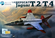 Kitty Hawk Models  1/48 Sepecat Jaguar T2/T4 Aircraft KTY80105