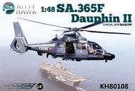SA365F/ AS565SA Dauphin II Helicopter #KTY80108