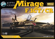 Kitty Hawk Models  1/48 Mirage F1 CT/CR Fighter KTY80111