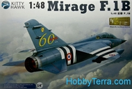 Kitty Hawk Models  1/48 Mirage F1B Fighter KTY80112