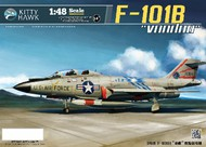 Kitty Hawk Models  1/48 F-101B Voodoo Fighter KTY80114