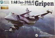 SAAB JAS-39A/C Gripen Fighter #KTY80117