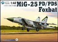 MiG-25PD/PDS Foxbat Fighter #KTY80119