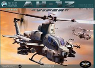Kitty Hawk Models  1/48 AH-1Z Super Cobra Attack Helicopter KTY80125