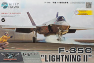 Kitty Hawk Models  1/48 F-35C Lightning II Fighter KTY80132