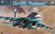 Kitty Hawk Models  1/48 Su-34 Fullback Russian Fighter (New Tool) KTY80141