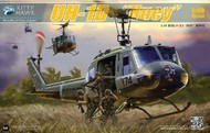 Kitty Hawk Models  1/48 UH-1D Huey Helicopter KTY80154
