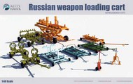 Russian Weapon Loading Carts (New Tool) #KTY80161