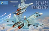 Su-27 Flanker B Fighter (New Tool) #KTY80163