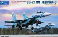 Su-27UB Flanker C Fighter #KTY80168