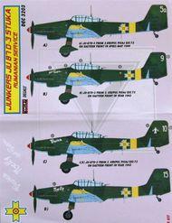 Kora Models  1/32 Junkers Ju.87D-3 'Stuka' (Romanian Service) KORD3203