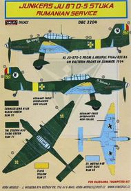 Kora Models  1/32 Junkers Ju.87D-5 'Stuka' (Romanian Service) KORD3204