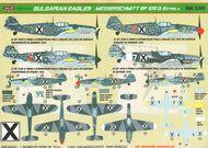 Kora Models  1/32 Messerschmitt Bf.109G-6 Strela (Bulgarian Service) WAS £16.20. TEMPORARILY SAVE 1/3RD!!! KORD3208