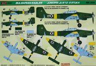 Kora Models  1/32 Junkers Ju.87D-5 'Stuka' (Bulgarian Service) KORD3210