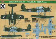 Kora Models  1/32 Arado Ar-196A-3 Akula (Bulgarian Eagles) KORD3211