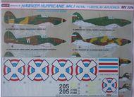 Kora Models  1/32 Hawker Hurricane Mk.I Yugoslav Air Force (designed to be used with Pacific Coast Model kits) KORD3216