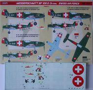 Kora Models  1/32 Messerschmitt Bf.109E-3A Emil (Swiss AF) Part I. KORD3218